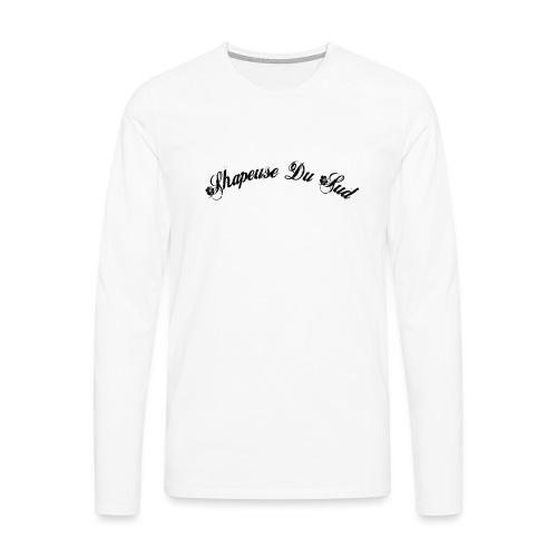 bitmap png - T-shirt manches longues Premium Homme