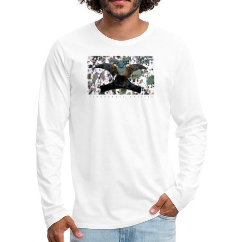 Blue Mojitos (w) - Men's Premium Longsleeve Shirt