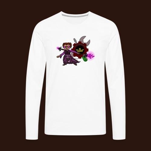 luv png - Männer Premium Langarmshirt