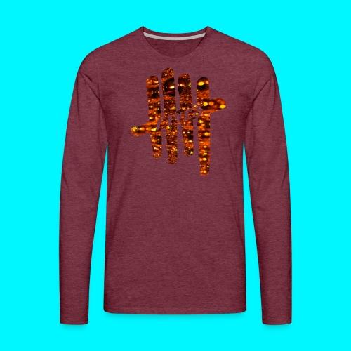 FIVES bronze - T-shirt manches longues Premium Homme