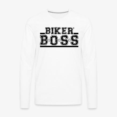 Bikerboss - T-shirt manches longues Premium Homme