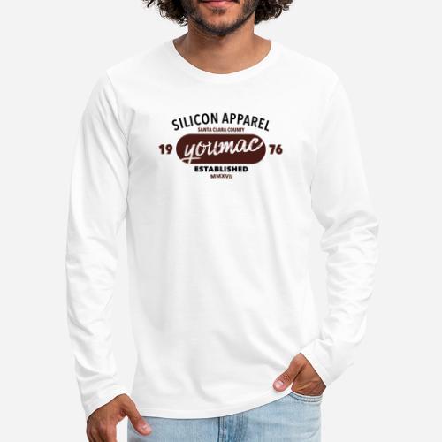 youmac est. MMXVII - Männer Premium Langarmshirt