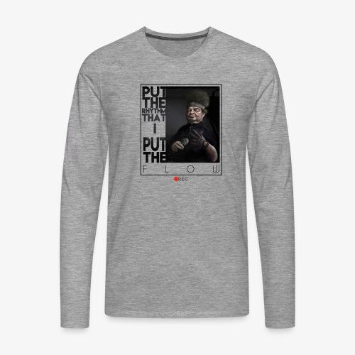 bboy forever - Camiseta de manga larga premium hombre