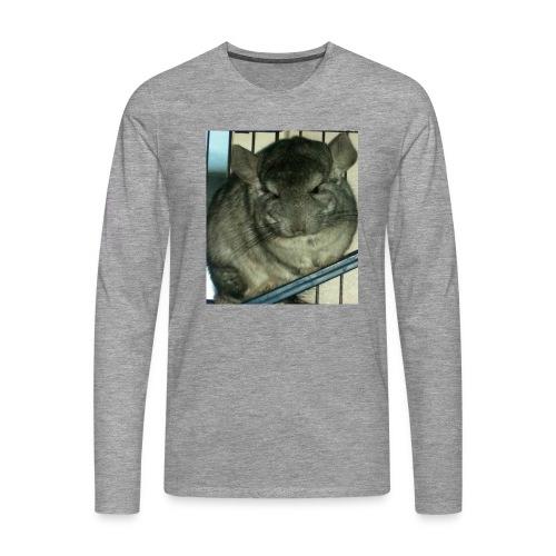 morko - Miesten premium pitkähihainen t-paita