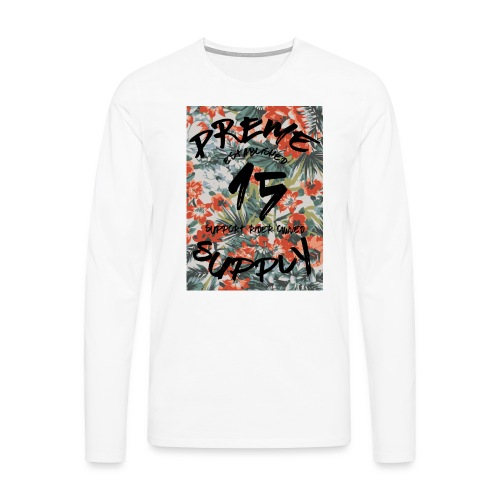 Preme Supply - Men's Premium Longsleeve Shirt