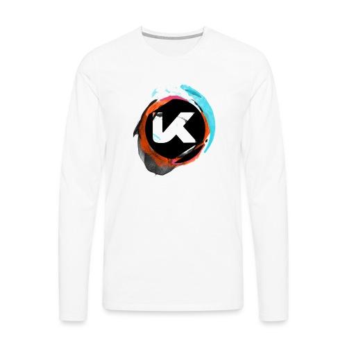 Kosen-Peinture-1 - Men's Premium Longsleeve Shirt