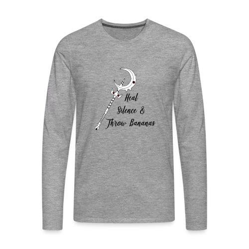 Soraka Main - Männer Premium Langarmshirt