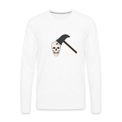 Skullcrusher - Männer Premium Langarmshirt