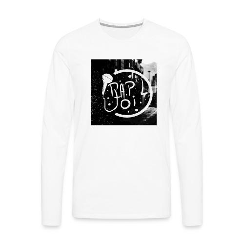T-SHIRT LOGO CHAINE - T-shirt manches longues Premium Homme