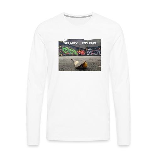 GALWAY IRELAND BARNA - Men's Premium Longsleeve Shirt