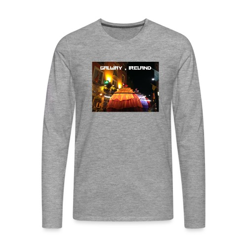 GALWAY IRELAND MACNAS - Men's Premium Longsleeve Shirt