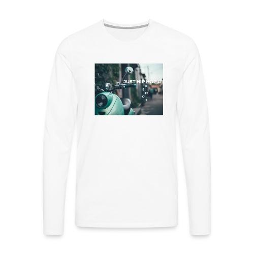 KEMOT_ - Koszulka męska Premium z długim rękawem