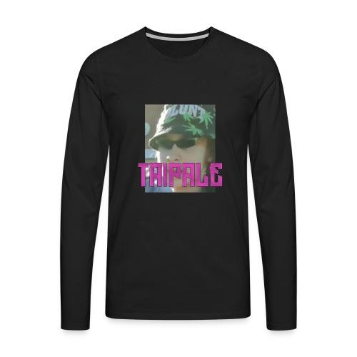 Rare Taipale - Miesten premium pitkähihainen t-paita