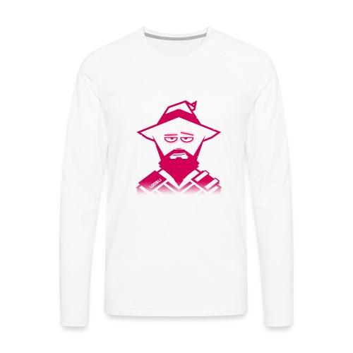 uzalu the Wizard - Men's Premium Longsleeve Shirt