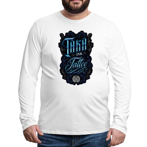 Taka Ink Tattoo - T-shirt manches longues Premium Homme