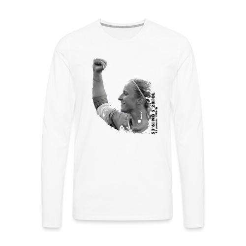 GEURTS - Mannen Premium shirt met lange mouwen