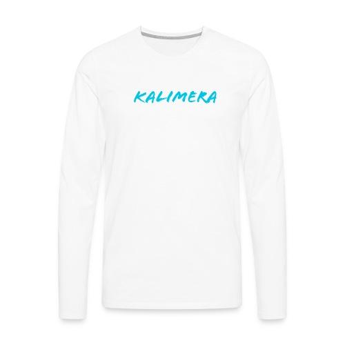 Kalimera Griechenland - Männer Premium Langarmshirt