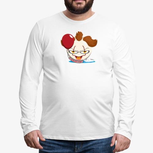 Clown BB (Hors-Série) - T-shirt manches longues Premium Homme