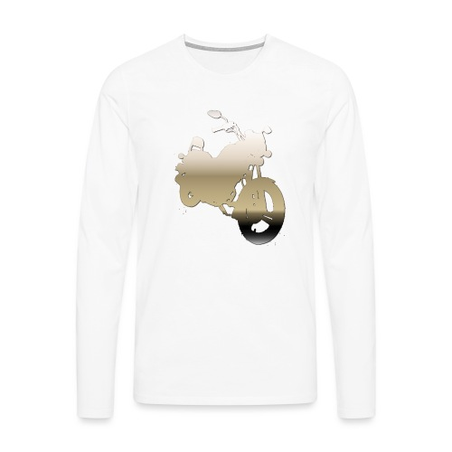 snm daelim vs 5 png - Männer Premium Langarmshirt