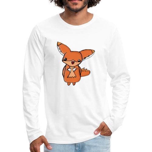 Ximo la bête - T-shirt manches longues Premium Homme
