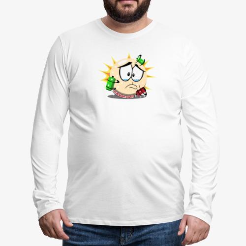 Worried BB - T-shirt manches longues Premium Homme