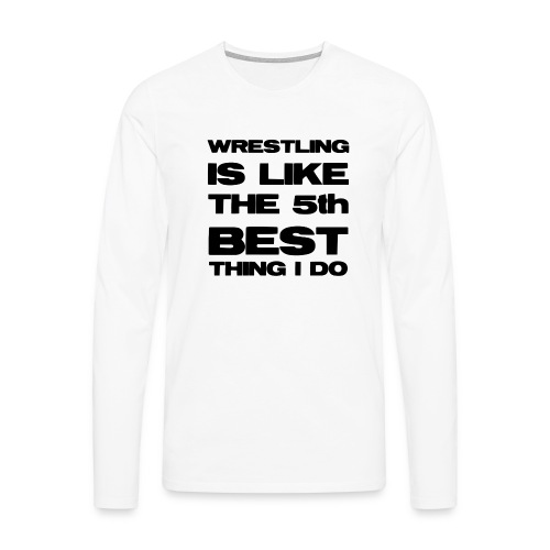 5thbest1 - Men's Premium Longsleeve Shirt