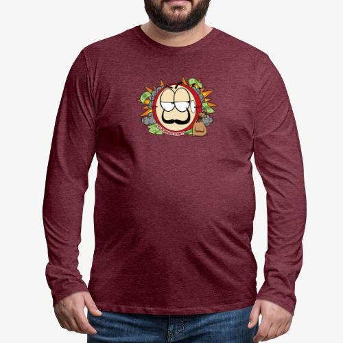 Daly BB - T-shirt manches longues Premium Homme