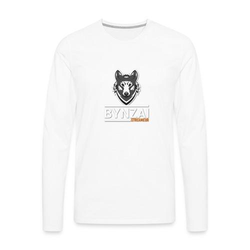 Casquette bynzai - T-shirt manches longues Premium Homme