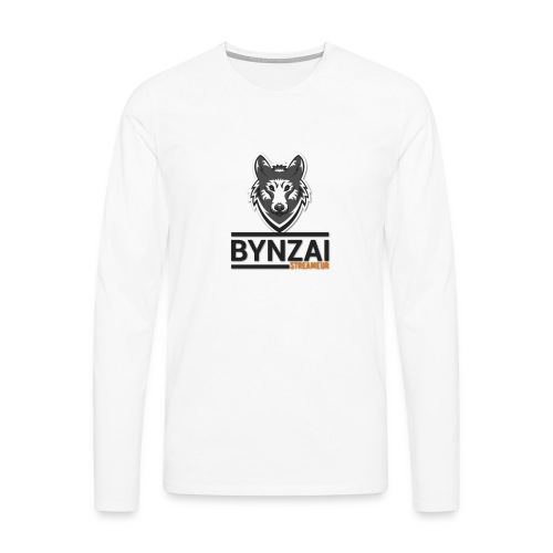 Mug Bynzai - T-shirt manches longues Premium Homme