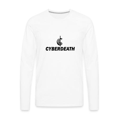 Cyberdeath Polo Tee - Männer Premium Langarmshirt