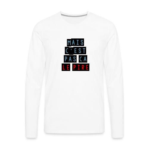 PCLP - T-shirt manches longues Premium Homme