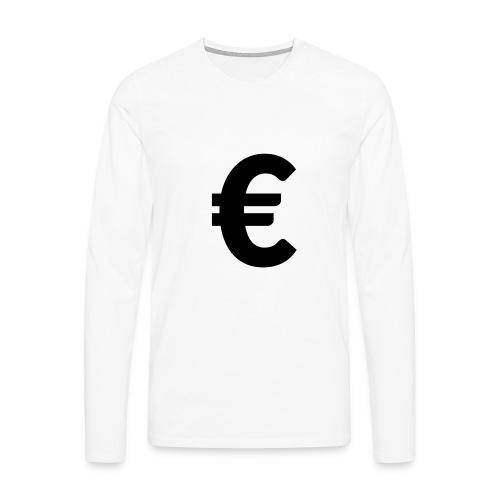 EuroBlack - T-shirt manches longues Premium Homme