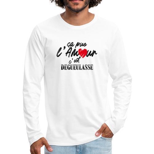 131286127 189323649502535 4736307516480817346 n - T-shirt manches longues Premium Homme