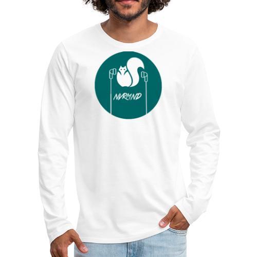 TROPIC LOGO - Männer Premium Langarmshirt
