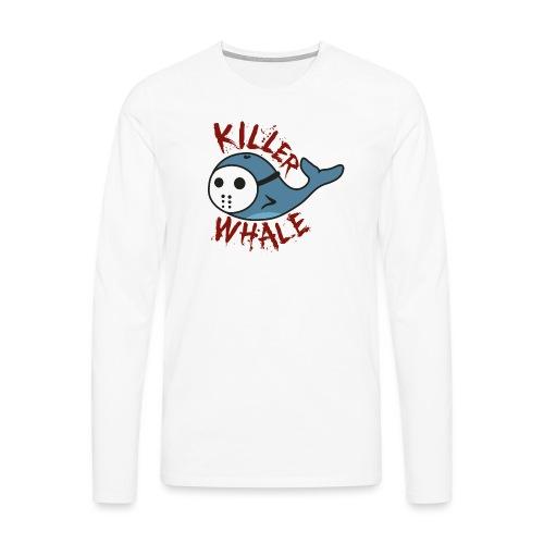 Killer Whale - Männer Premium Langarmshirt