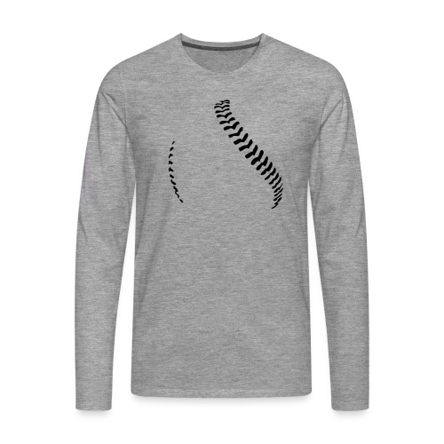 Baseball - Men's Premium Longsleeve Shirt