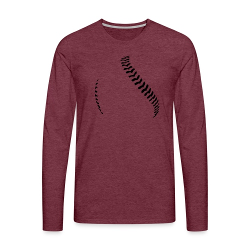 Baseball - Men's Premium Longsleeve Shirt
