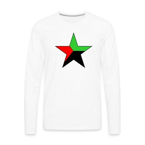 etoile martinique - T-shirt manches longues Premium Homme