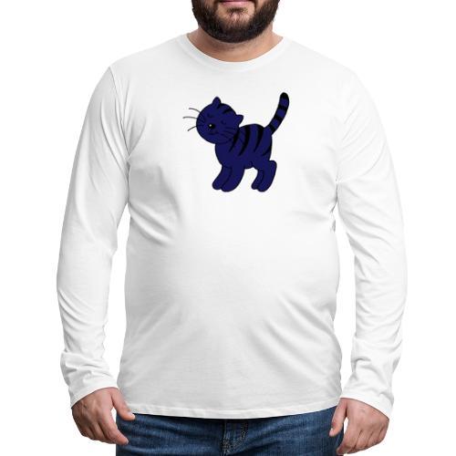 poes - Mannen Premium shirt met lange mouwen