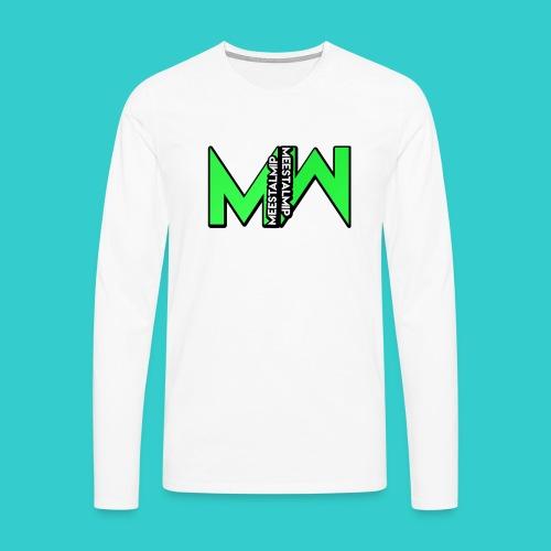 MeestalMip Hoodie - Men - Mannen Premium shirt met lange mouwen