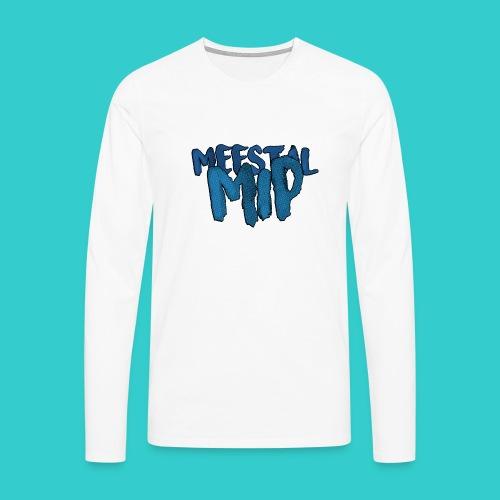 MeestalMip Sweater - Kids & Babies - Mannen Premium shirt met lange mouwen