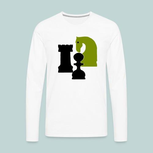 Figurenguppe1 - Männer Premium Langarmshirt