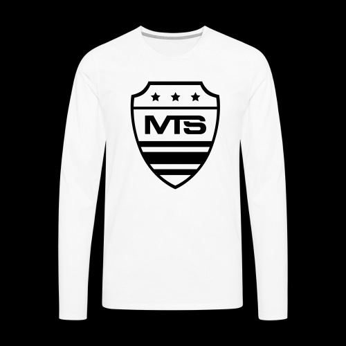 MTS92 BLASION - T-shirt manches longues Premium Homme