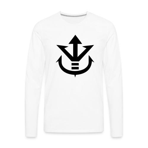 vegeta - Men's Premium Longsleeve Shirt