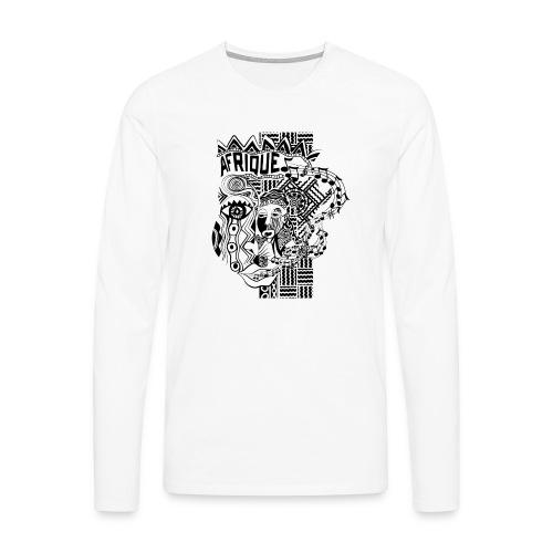 AFRIQUE - Men's Premium Longsleeve Shirt