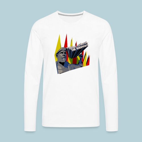 RATWORKS Whopper - Men's Premium Longsleeve Shirt