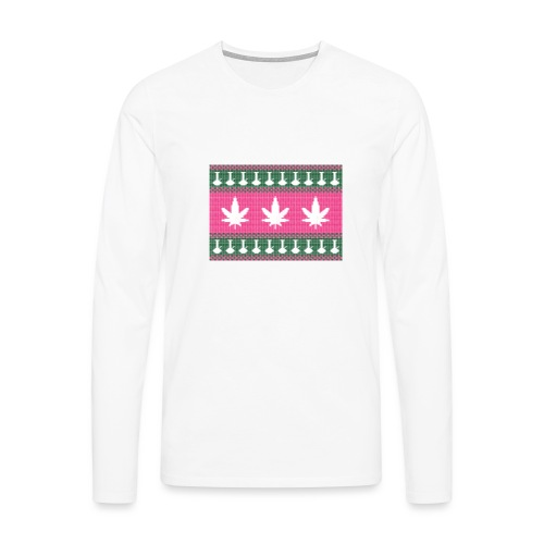 UglySweater - Männer Premium Langarmshirt