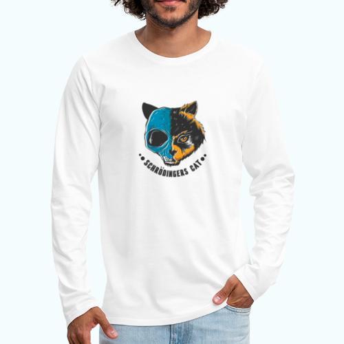 Schrödinger's Cat - Men's Premium Longsleeve Shirt