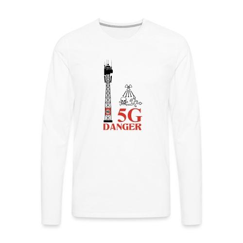 5 G Danger - Men's Premium Longsleeve Shirt