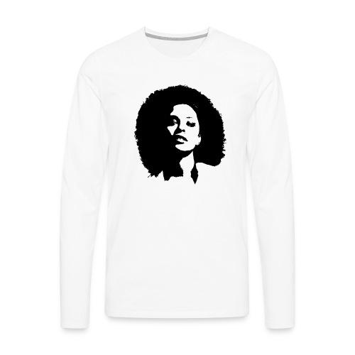 avenuelady - Mannen Premium shirt met lange mouwen